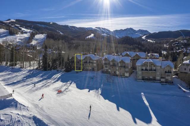 100 Aspen Ridge Drive #26, Mountain Village, CO 81435 (MLS #39048) :: Telluride Properties
