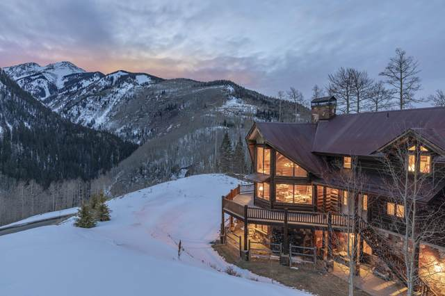 300 Old Butterfly Road, Ophir, CO 81426 (MLS #39080) :: Compass