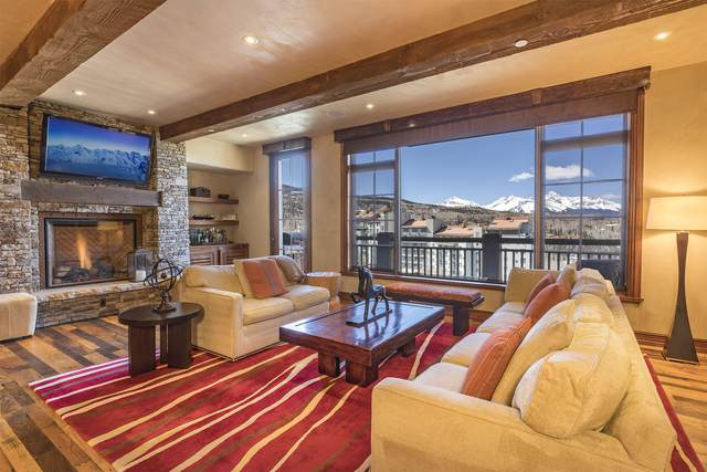 117 Sunny Ridge Place 124/A203, Mountain Village, CO 81435 (MLS #39082) :: Telluride Standard