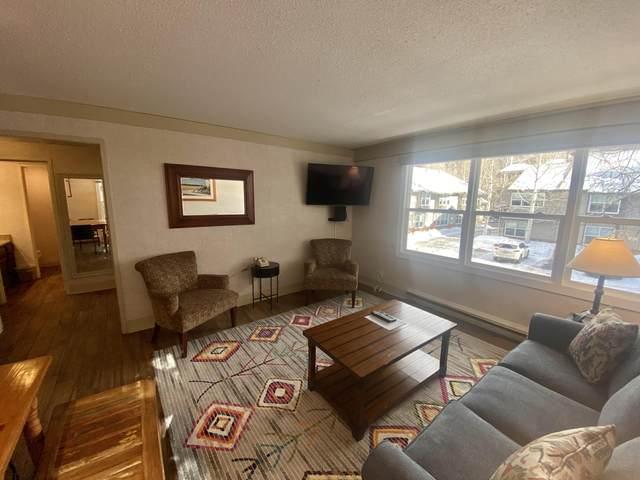 333 S Davis #122, Telluride, CO 81435 (MLS #39107) :: Telluride Properties