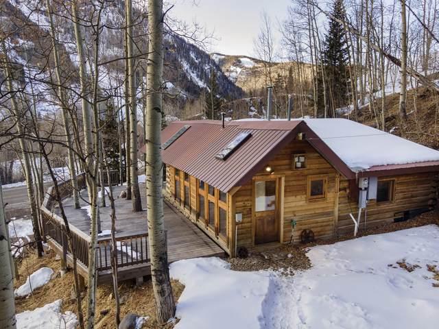 3096 Hwy 145, Ophir, CO 81426 (MLS #39115) :: Telluride Properties