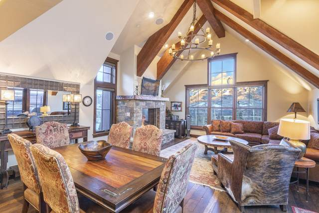 12 Trails Edge Lane #10, Mountain Village, CO 81435 (MLS #39119) :: Telluride Properties