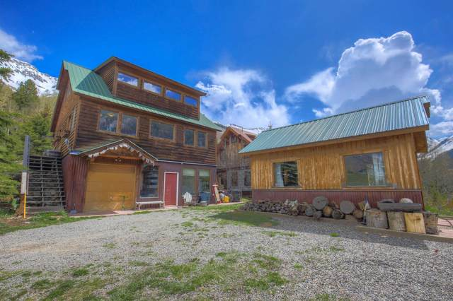 900 Aurum Street, Ophir, CO 81426 (MLS #39124) :: Telluride Properties