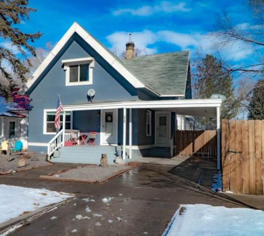 315 S 6th Street, Out Of Area, CO  (MLS #39132) :: Telluride Standard