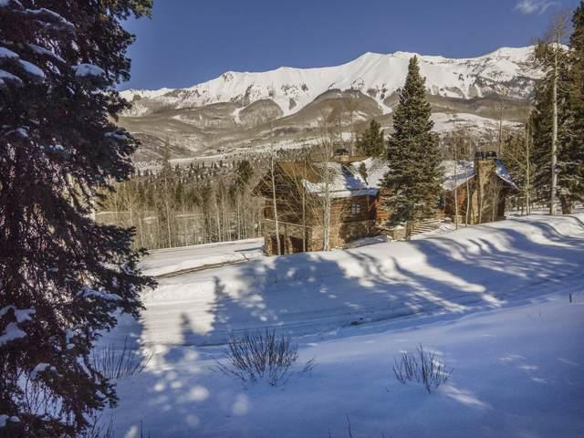 Lot 628N Double Eagle Way 628N, Mountain Village, CO 81435 (MLS #39178) :: Telluride Standard