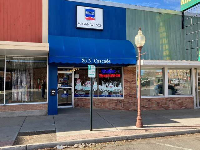 25 N Cascade Avenue, Montrose, CO 81401 (MLS #39192) :: Telluride Standard