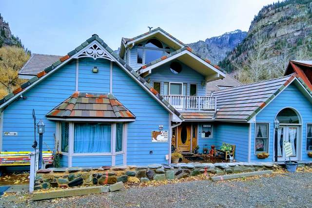 118 6th Avenue, Ouray, CO 81427 (MLS #39196) :: Telluride Real Estate Corp.