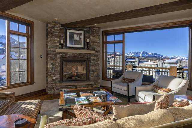 117 Sunny Ridge Place #128, Mountain Village, CO 81435 (MLS #39215) :: Telluride Standard