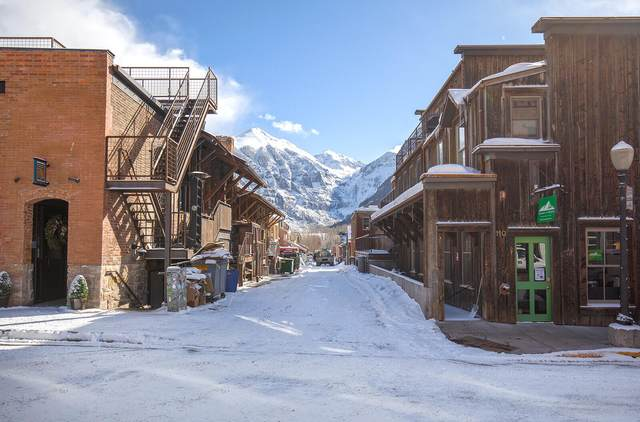110 S Pine Street 1C, Telluride, CO 81435 (MLS #39217) :: Telluride Real Estate Corp.