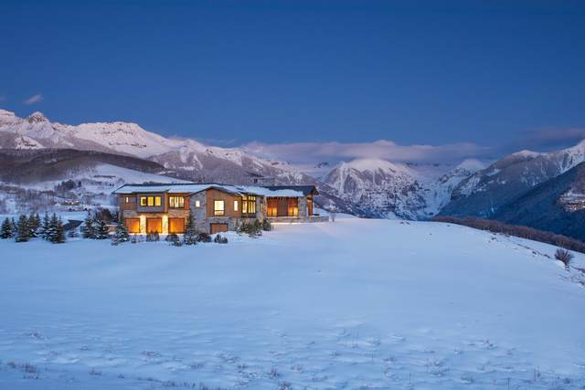 126 Josefa Lane, Telluride, CO 81435 (MLS #39248) :: Compass