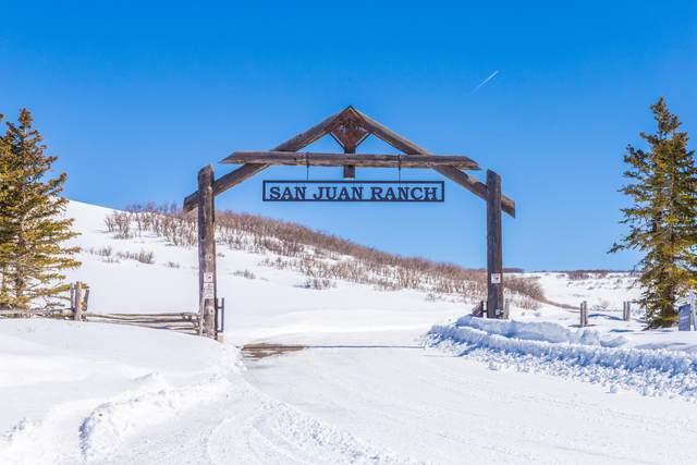 3478 Ranch Road #16, Ridgway, CO 81432 (MLS #39250) :: Telluride Standard