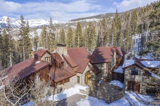 144 High Country Road, Mountain Village, CO 81435 (MLS #39261) :: Telluride Standard