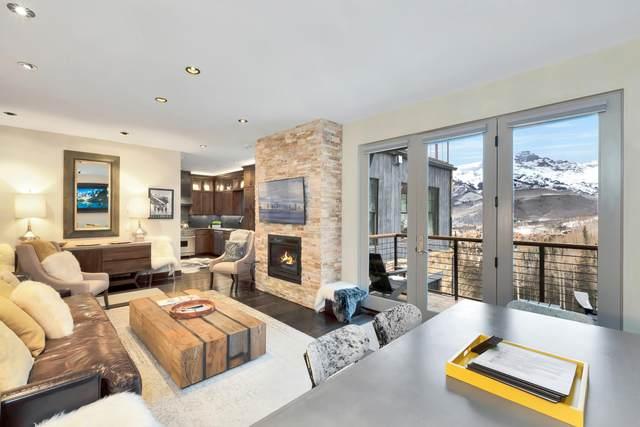 136 San Joaquin Road B301, Mountain Village, CO 81435 (MLS #39265) :: Telluride Properties