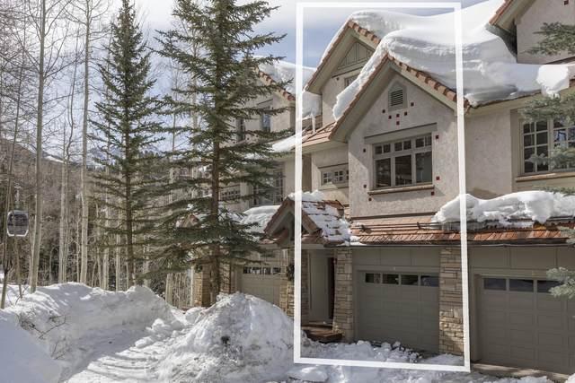 115 Aspen Ridge Drive 4/ CC GG, Mountain Village, CO 81435 (MLS #39266) :: Telluride Real Estate Corp.