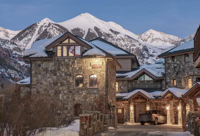 320 S Pine Street #1, Telluride, CO 81435 (MLS #39304) :: Compass