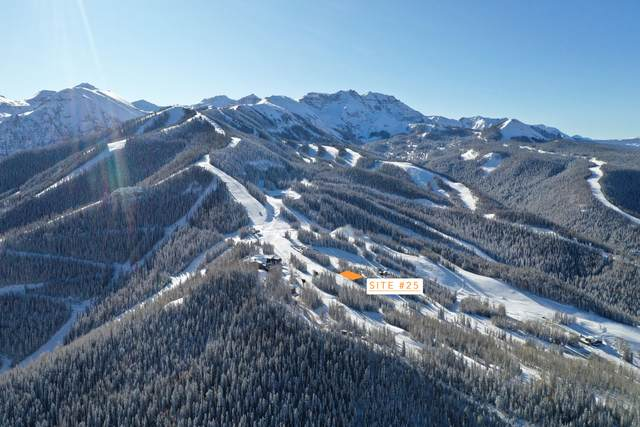 TBD La Sal #25 Lane, Mountain Village, CO 81435 (MLS #39319) :: Telluride Real Estate Corp.