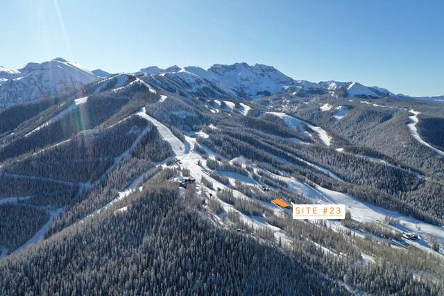 TBD La Sal #23, Mountain Village, CO 81435 (MLS #39320) :: Telluride Real Estate Corp.