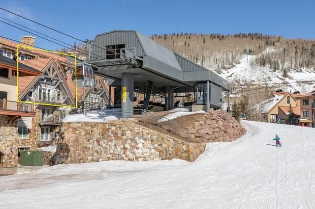 568 Mountain Village Boulevard #1408, Mountain Village, CO 81435 (MLS #39327) :: Telluride Real Estate Corp.