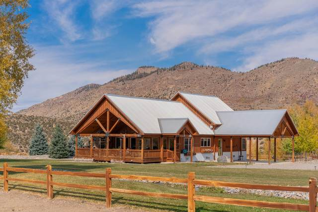 348 Co Rd 21, Cimarron, CO 81220 (MLS #39331) :: Telluride Real Estate Corp.