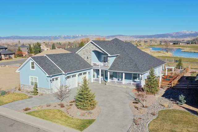 490 Cobble Drive, Montrose, CO 81403 (MLS #39332) :: Telluride Real Estate Corp.