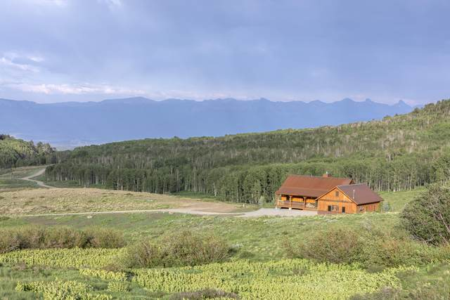 110 Wasatch Lane, Ridgway, CO 81432 (MLS #39352) :: Telluride Real Estate Corp.