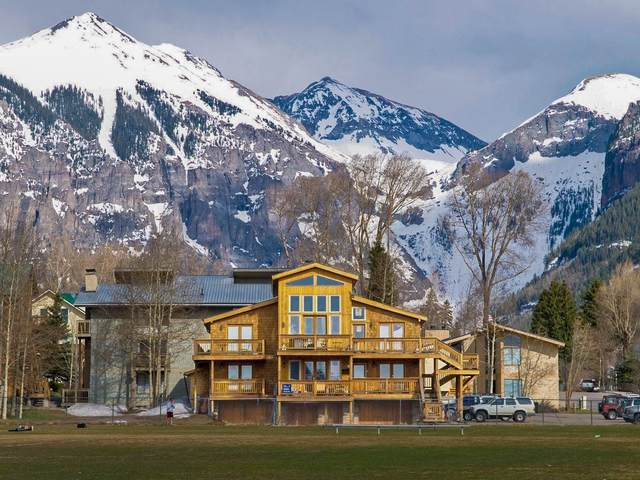 619 W Columbia  -- Tomboy Lodge Avenue 114/157, Telluride, CO 81435 (MLS #39363) :: Compass