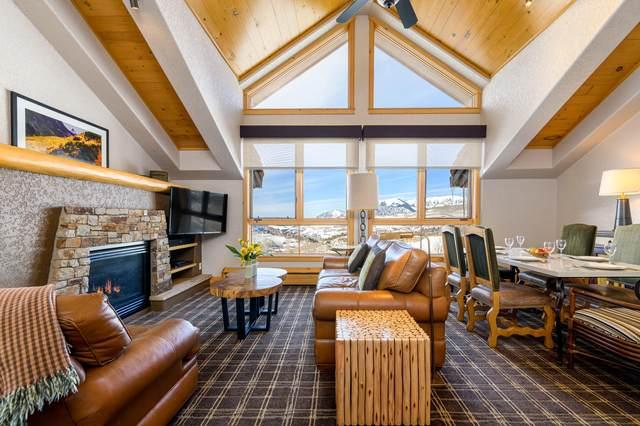 567 Mountain Village Boulevard 401-9, Mountain Village, CO 81435 (MLS #39369) :: Telluride Real Estate Corp.
