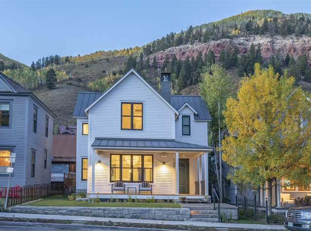 127 E Columbia Avenue, Telluride, CO 81435 (MLS #39373) :: Telluride Real Estate Corp.