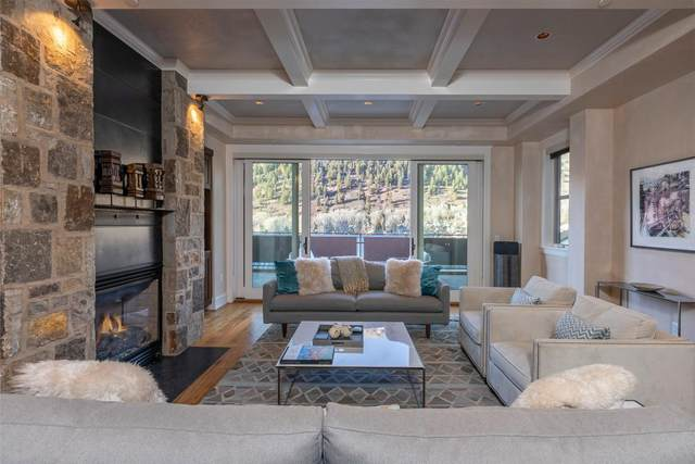 398 S Davis Street South 2A, Telluride, CO 81435 (MLS #39397) :: Telluride Properties