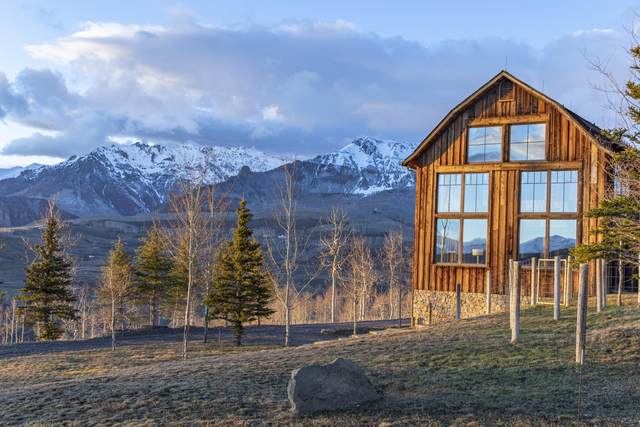 1422 Wagner Way, Telluride, CO 81435 (MLS #39403) :: Compass
