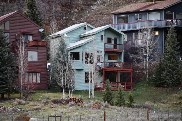 296 Hillside Lane, Telluride, CO 81435 (MLS #39409) :: Telluride Properties