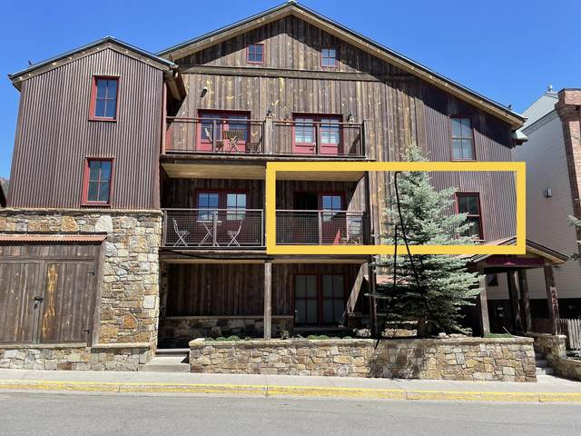 260 S Aspen Street C (#1), Telluride, CO 81435 (MLS #39467) :: Telluride Properties