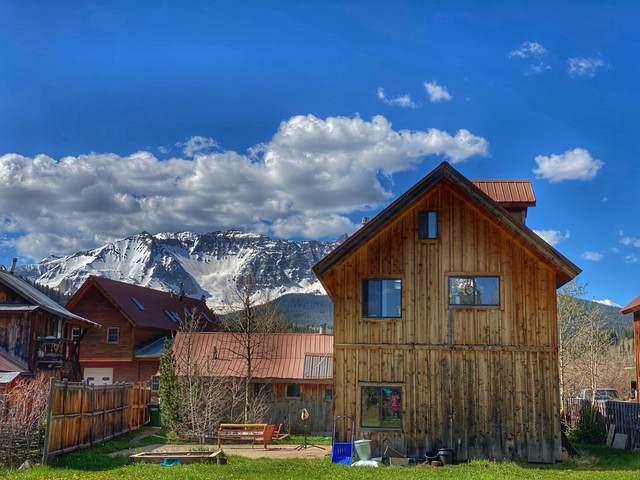 9 E San Bernardo Drive, Telluride, CO 81435 (MLS #39550) :: Telluride Properties