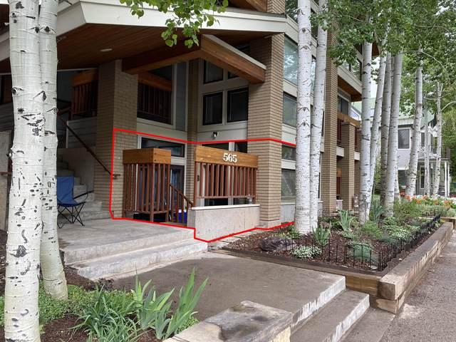 565 W Pacific Ave. 2 (B), Telluride, CO 81435 (MLS #39555) :: Telluride Properties