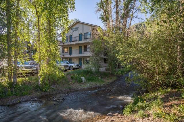 136 S Tomboy Street #102, Telluride, CO 81435 (MLS #39565) :: Telluride Properties