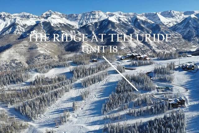 TBD La Sal Lane Unit 18, Mountain Village, CO 81435 (MLS #39567) :: Telluride Properties