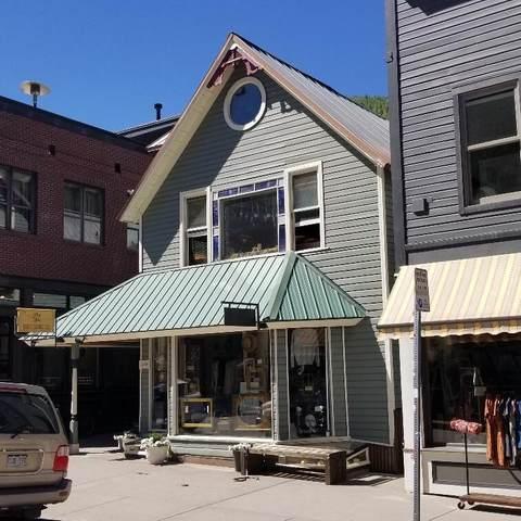 215 E Colorado Avenue #4, Telluride, CO 81435 (MLS #39575) :: Telluride Properties
