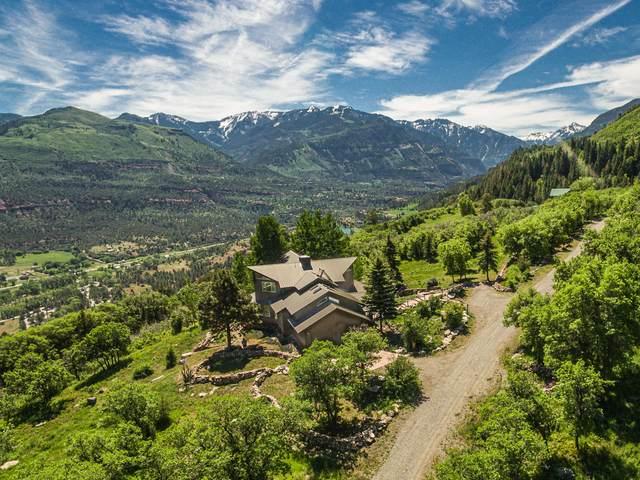 163 Magic Carpet Lane, Ridgway, CO 81432 (MLS #39581) :: Telluride Real Estate Corp.