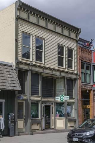119 W Colorado Avenue, Telluride, CO 81435 (MLS #39584) :: Compass