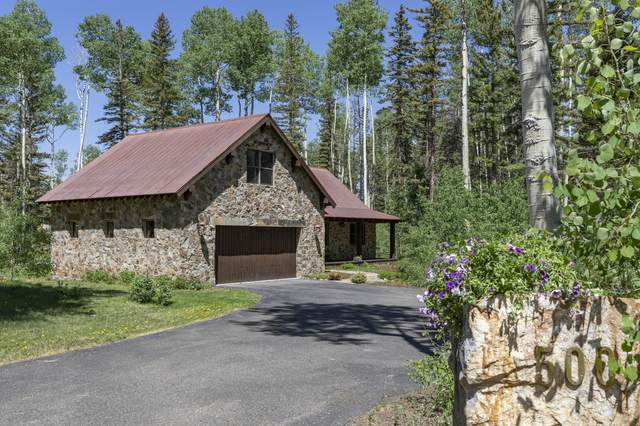 500 Benchmark Drive, Mountain Village, CO 81435 (MLS #39633) :: Compass
