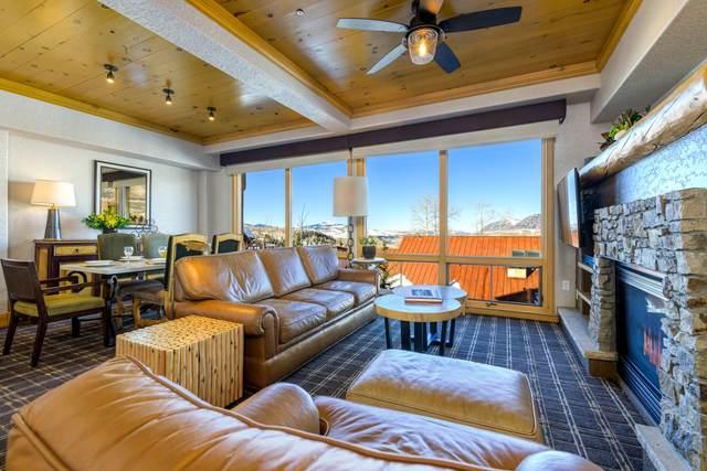 567 Mountain Village Boulevard 311-2, Mountain Village, CO 81435 (MLS #39640) :: Telluride Properties