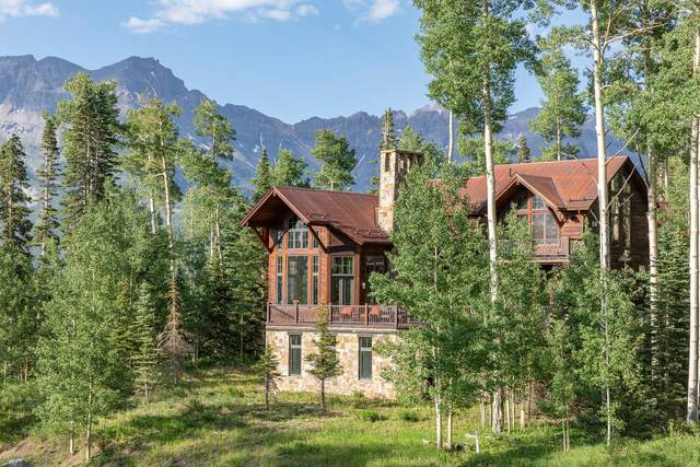 232 Benchmark Drive, Mountain Village, CO 81435 (MLS #39643) :: Compass
