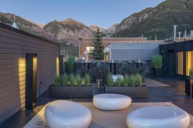 398 W Colorado Avenue, Telluride, CO 81435 (MLS #39650) :: Telluride Properties