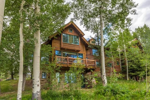215 Double Eagle Drive B1, Mountain Village, CO 81435 (MLS #39660) :: Compass