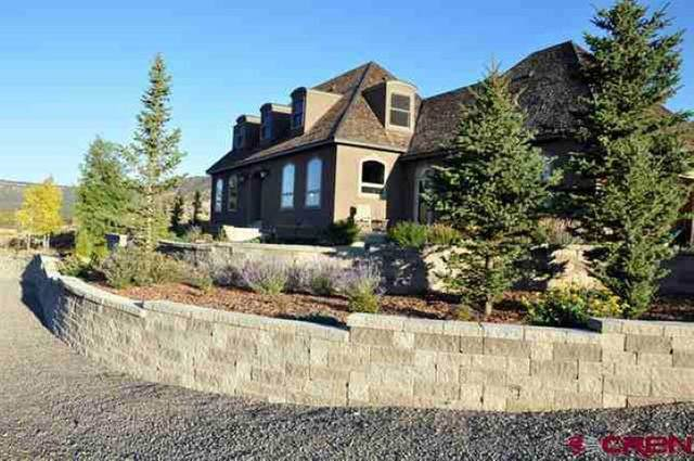 578 Golden Eagle Trail, Ridgway, CO 81432 (MLS #39670) :: Compass