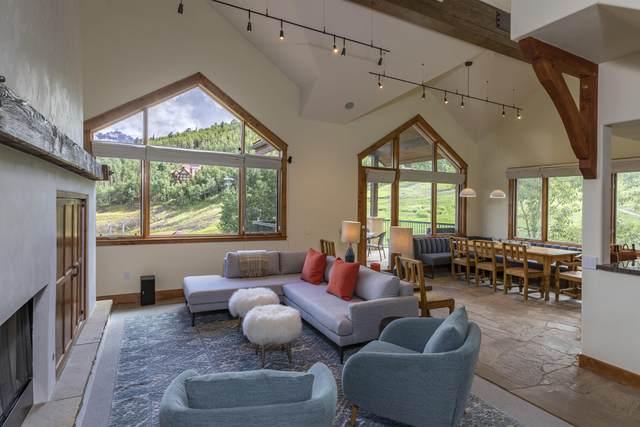 133 Lost Creek Lane #9, Mountain Village, CO 81435 (MLS #39689) :: Telluride Standard