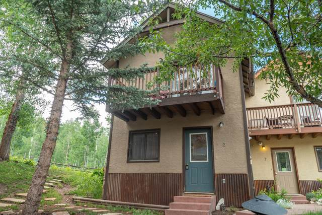 308 Adams Ranch Road #8, Mountain Village, CO 81435 (MLS #39696) :: Telluride Standard