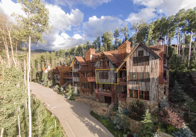 12 Trails Edge Lane #8, Mountain Village, CO 81435 (MLS #39707) :: Telluride Real Estate Corp.