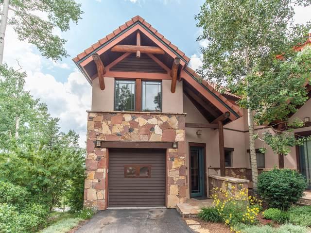 120 Vischer Drive 124-D, Mountain Village, CO 81435 (MLS #39762) :: Telluride Properties
