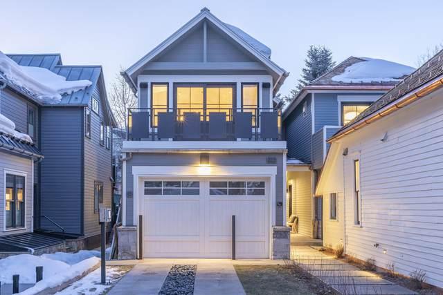 225 S Oak Street #A, Telluride, CO 81435 (MLS #39769) :: Telluride Properties